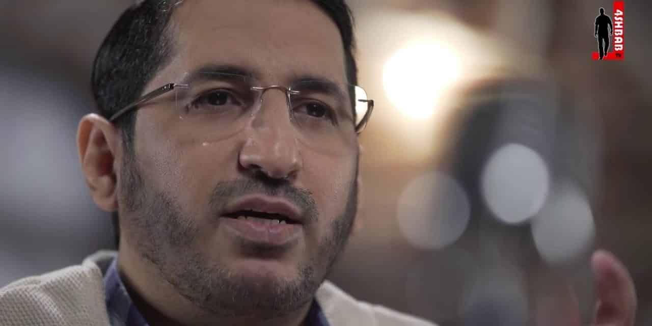 """ناشط يكشف كواليس فيديو """"العمري"""" المصوَّر تحت التعذيب"""