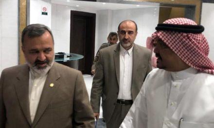 لقاء سعودي إيراني في مكة المكرمة.. ماذا جرى؟