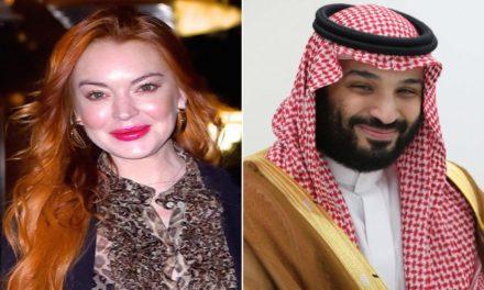 """موقع أمريكي يكشف عن علاقة بين """"ابن سلمان"""" ومغنية أمريكية شهيرة"""
