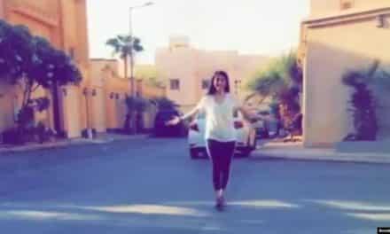 """غضب بتويتر بعد تجول فتاة """"غير محتشمة"""" بشوارع الرياض"""