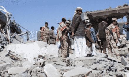 مجزرة للتحالف السعودي الإماراتي تودي بحياة 100 سجين يمني بذمار
