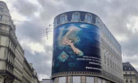 مطالبات بإزالة إعلان بباريس عن السياحة بالسعودية بسبب خاشقجي