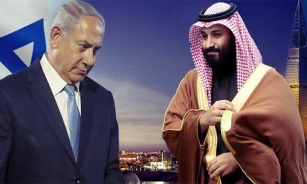 "بمصافحة مع نتنياهو.. هكذا يبحث ابن سلمان عن ""نوبل"" للسلام"