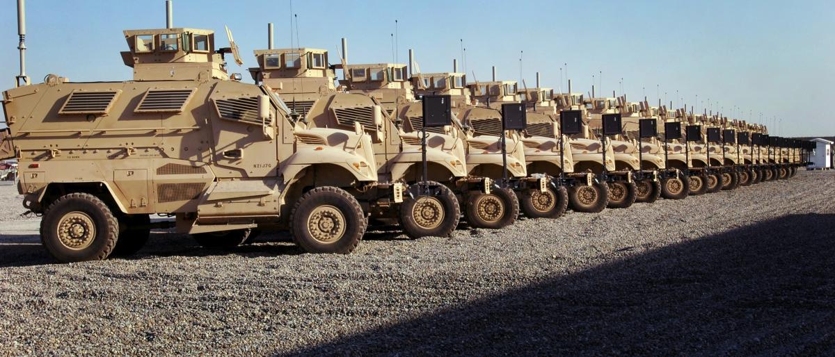 ضجة بالولايات المتحدة بعد وصول أسلحة أمريكية لليمن من خلال السعودية