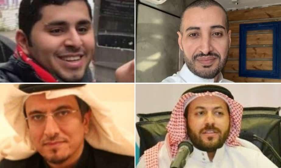 إطلاق سراح 4 من معتقلي نوفمبر بعد أخذ تعهدات عليهم