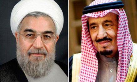 """أول رسالة مباشرة من """"روحاني"""" إلى الملك """"سلمان"""".. ماذا جاء فيها؟!"""
