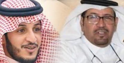 """اعتقال اثنين من أبناء """"عتيبة"""" بسبب تغريدات احتجاجية عن اعتقال شيخ القبيلة"""