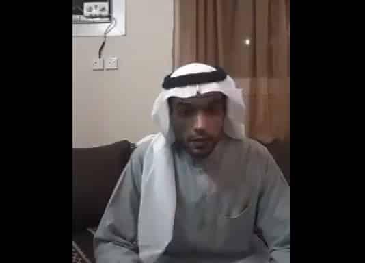 """رسالة شديدة اللهجة من شباب """"عتيبة"""" بشأن اعتقال شيخ قبيلتهم"""