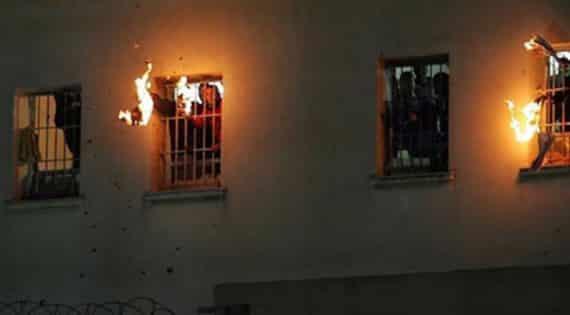 مصرع وإصابة 24 سجينًا في حريق بسجن الملز بالرياض