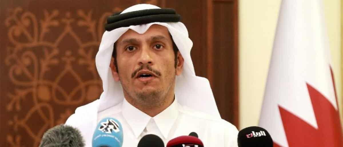وزير الخارجية القطري يعلن النقاط التي تم التوافق عليها مع السعودية