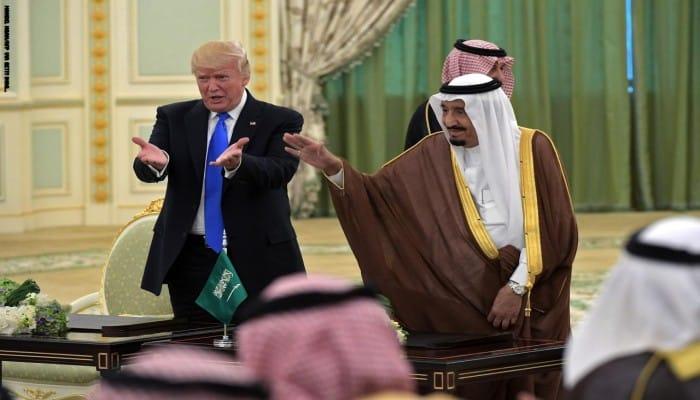 السعودية تسلم أمريكا 500 مليون دولار نظير الوجود العسكري بالمنطقة