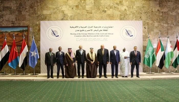 مجلس دول البحر الأحمر.. هل يلقى مصير التحالف الإسلامي؟
