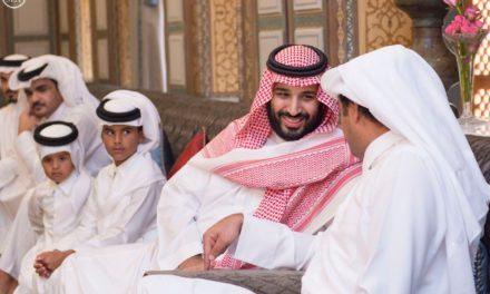 خاص.. ماذا استفاد ابن سلمان من الأزمة الخليجية؟!