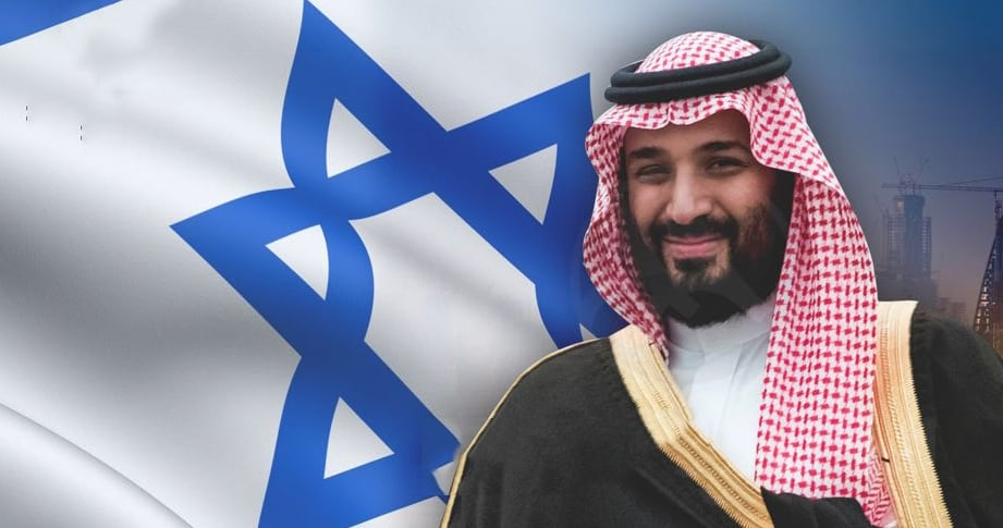 """وصلة غزل """"إسرائيلي"""" في السعودية لهذا السبب!"""