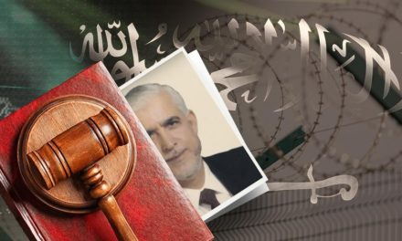 """جلسة محاكمة ثانية """"عاجلة"""" لممثل """"حماس"""" المعتقل بالسعودية ونجله"""