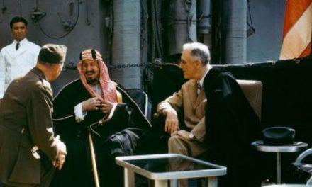 أسطورة التحالف السعودي الأمريكي