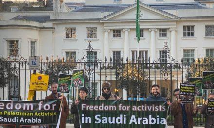 دعوات لاعتصام أمام سفارة السعودية بلندن للإفراج عن معتقلي الرأي