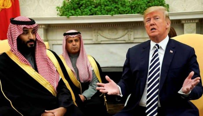 """يرحل """"ترامب"""" ومعه أساطير الصفقات مع السعودية"""