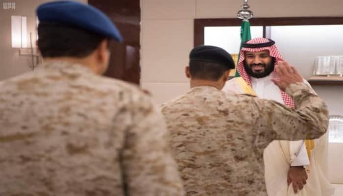 إنتليجنس: تغييرات بقطاع الدفاع السعودي إثر اعتقالات الأمراء