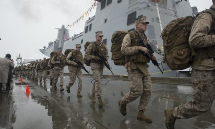 مشروع قانون بالكونجرس يمهد لسحب القوات الأمريكية من السعودية