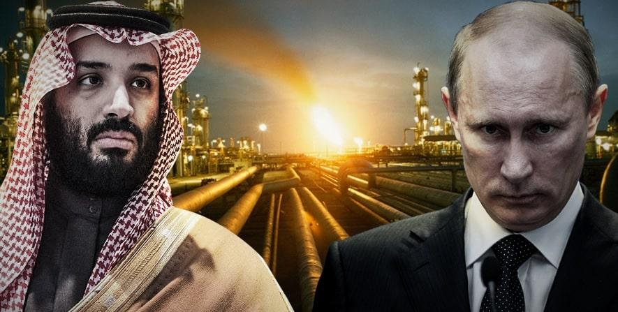 هل تشتعل حرب أسعار نفط جديدة بين السعودية وروسيا؟