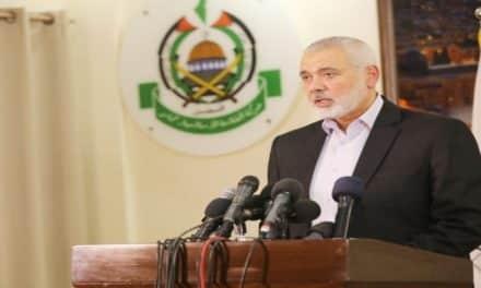 هنية: نمرّ بصفحة مؤلمة مع السعودية بسبب معتقلينا الفلسطينيين