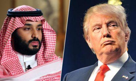 """""""ترامب"""" مستاء من """"ابن سلمان"""".. ما علاقة ملك السعودية والكيان الصهيوني؟"""