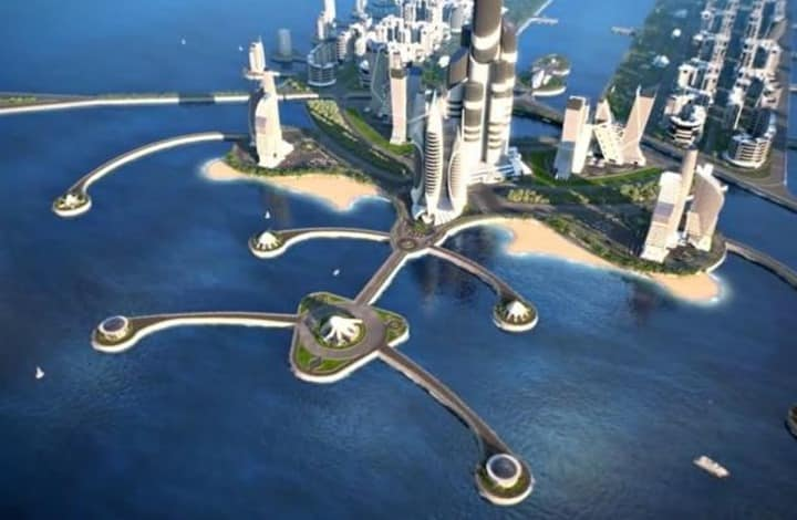 جيوبوليتيكال فيوتشرز: مدينة المستقبل السعودية مجرد سراب