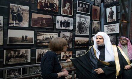 لو أن أمين رابطة العالم الإسلامي استحى من القدس المحتلة!