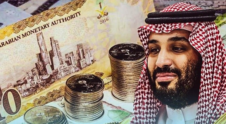 الأصول الاحتياطية السعودية يبعثرها ابن سلمان ببضع سنين