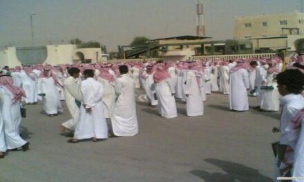 ناشط سعودي يدعو العاطلين في السعودية للاحتجاج والمطالبة بحقوقهم