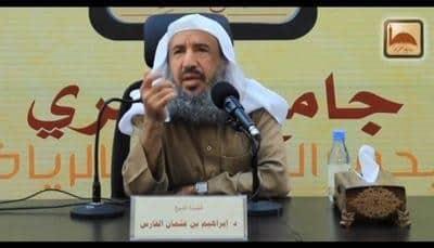 """حكم بالسجن 3 سنوات ضد الأكاديمي المعتقل """"إبراهيم الفارس"""""""
