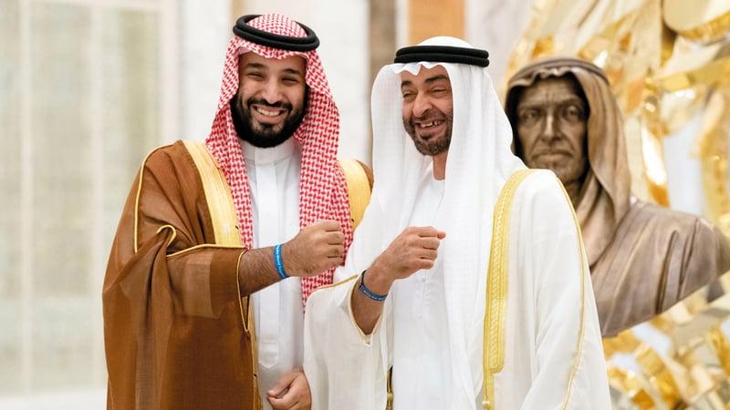 """""""مجتهد"""": حالة غضب يعيشها """"ابن سلمان"""" بسبب إهانة """"ابن زايد"""" له"""
