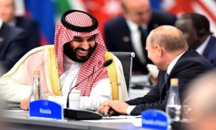 """الجارديان: """"ابن سلمان"""" شجع روسيا على التدخل بسوريا بتحريض من """"ابن زايد"""""""