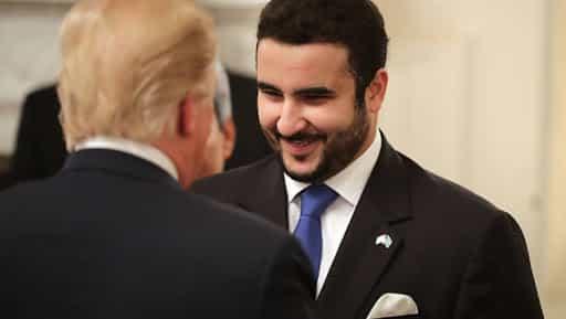 مستشار ملك البحرين: خالد بن سلمان أكد لي أن تطبيع السعودية مسألة وقت