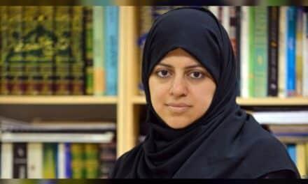 """نجل الناشطة السعودية المعتقلة """"نسيمة السادة"""" ينفى أنباء الإفراج عنها"""