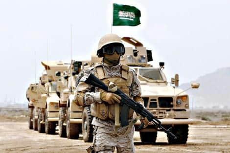 فيديو.. جندي ترك بيته للدفاع عن الوطن فهدمته جرافات ابن سلمان