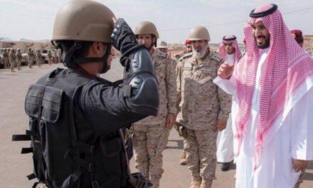 كتاب الدم والنفط يكشف خداع ابن سلمان لوالده حول حرب اليمن
