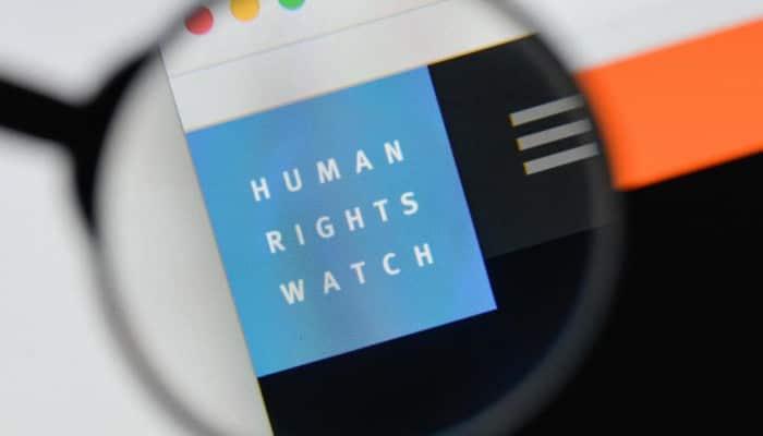 """حملة عالمية بقيادة """"رايتس ووتش"""" ضد تلميع السعودية لسجلها الحقوقي"""
