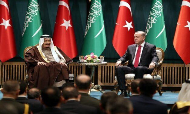 تقرير خاص.. السعودية وتركيا خطوات تقارب رغم الخلاف!