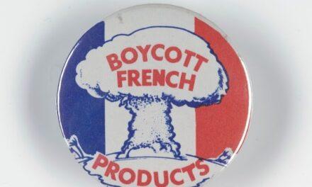 """هجوم سعودي """"غير متوقع"""" على حملة مقاطعة البضائع الفرنسية"""