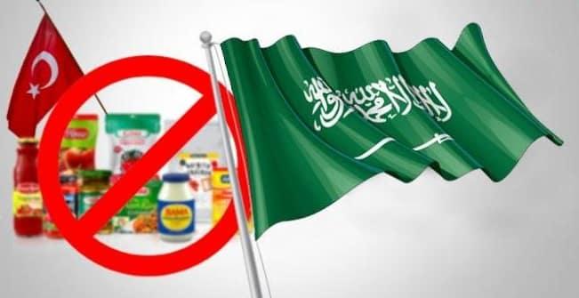 رغم مؤشرات تحسن العلاقات.. دعوة جديدة لمقاطعة المنتجات التركية بالسعودية