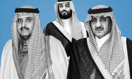 """مخاوف على حياة """"بن عبد العزيز"""" و""""بن نايف"""" بعد نقلهما لسجن بالصحراء"""