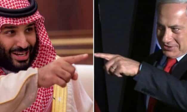 """هآرتس: """"نتنياهو"""" زار السعودية والتقى """"ابن سلمان"""""""