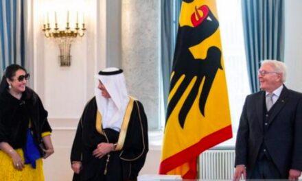 جدل واسع حول زوجة السفير السعودي الجديد بألمانيا.. لماذا؟