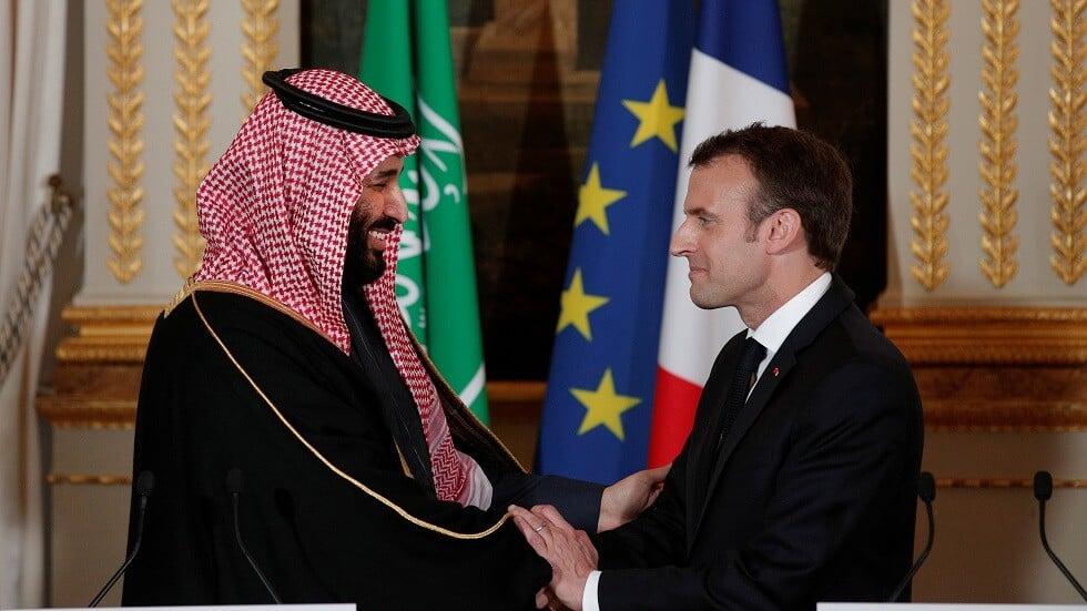 """رغم غضب المسلمين.. """"ابن سلمان"""" يستعد لاستقبال""""ماكرون"""" في السعودية"""
