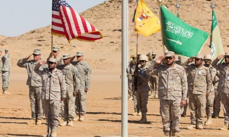 مسؤول أمريكي يكشف بناء قواعد أمريكية جديدة بالسعودية