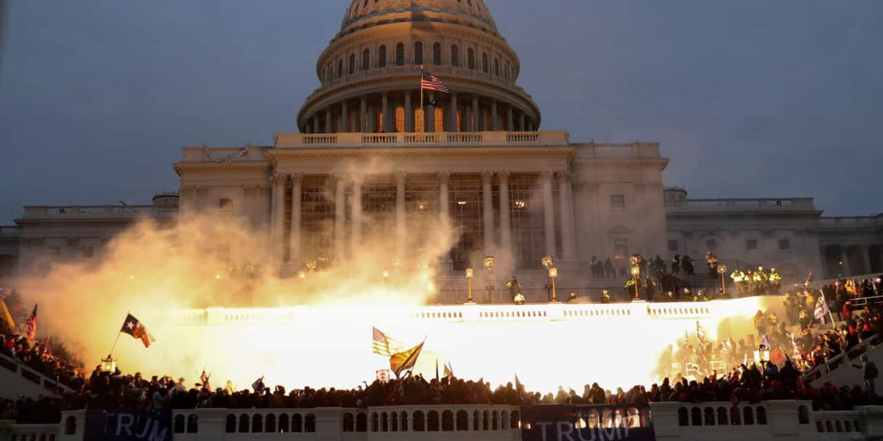 """مصادر أمريكية ترجح تورط """"ابن سلمان"""" في تمويل اقتحام الكونجرس"""