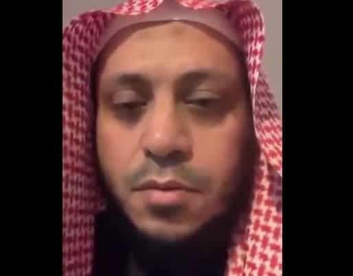 حملة ممنهجة ضد داعية سعودي دعا للإفراج عن معتقلي الأزمة الخليجية