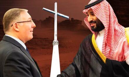 مجلة أمريكية تكشف قرب افتتاح كنيسة بالسعودية وتحدد مكانها